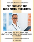 Seville Outsourcing Services - Business / Broker Support services, Other Services, Johannesburg, Gauteng