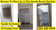 2 Bedroom Flat To Rent (To Let), Flat To Rent, Berea, Durban, KwaZulu-Natal