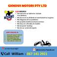 Gknows Motors Pty - Repairs and Servicing Garage, Automotive Services, Johannesburg, Gauteng