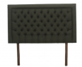 Buy Nadine Headboard – Double/Queen – Dark Grey Fabric - For Sale, Furniture & Household For Sale, Polokwane, Limpopo