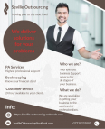 Seville Outsourcing Services - Business Support / Back office / Client, Other Services, Centurion, Gauteng