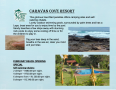 Caravan Cove Resort - camping and self-catering chalets - Self-Catering Chalet Accommodation, Short-Term & Holiday Accommodation, Krugersdorp, Gauteng
