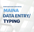 Maina Data Entry/Typing - Virtual Admin services, Other Services, Waterkloof, Gauteng