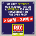 DIY DEPOT GONUBIE  - GRAND OPENING 27th AUGUST - Building Materials, Building & Renovation Services, East London, Eastern Cape