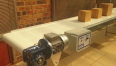 Conveyor,  food grade, stainless steel, with speed control. Equipment For Sale, Farm & Industry Equip For Sale, Dullstroom, Mpumalanga