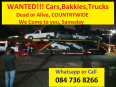 CASH FOR CARS - Secondhand Car Dealer, Automotive Services, Port Shepstone, KwaZulu-Natal