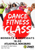 Dance Fitness Classes in Atlasville, Activities & Hobbies, Boksburg, Gauteng
