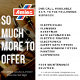 Amlec Electrical Contractors, Electrical & Plumbing Services, Cape Town, Western Cape