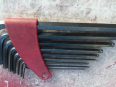 KENNEDY ALLEN KEY HEX BALL LONG 9PC R130 EACH, DIY & Tools For Sale, Phalaborwa District, Limpopo