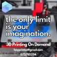 Heyprint SA 3D modeling and printing, Engineering Services, Hout Bay, Western Cape