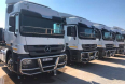 2015 Mercedes-Benz HORSE AND SIDE TIPPER FOR HIRE, Trucks & Industrial Machinery For Sale, Rustenburg, North West