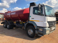 2008 Mercedes-Benz Axor, Trucks & Industrial Machinery For Sale, Bothaville, Free State