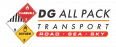 DG All Pack - Local, National and International Hazardous Materials Courier, Other Services, Cape Town, Western Cape