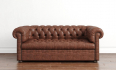 Chesterfield Couch - For Sale, Furniture & Household For Sale, Cape Town, Western Cape