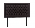Buy Nadine Headboard - Double/Queen - Brown Covered Buttons - For Sale, Furniture & Household For Sale, Polokwane, Limpopo