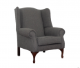 Buy Wingchair - Grey Fabric   HG BAVA - For Sale, Furniture & Household For Sale, Polokwane, Limpopo