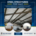 New Top Quality Steel Structures - For Sale, Building Material For Sale, Donkerhoek, Gauteng