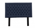 Buy Nadine Headboard – Double/Queen –Denim Blue Covered Button - For Sale, Furniture & Household For Sale, Polokwane, Limpopo