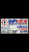infinite pest control - i am reliable and i will beat any quote, Other Services, Durban, KwaZulu-Natal