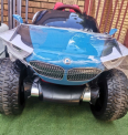 MONSTER BMW BLUE - Baby Stuff & Toys For Sale, Baby Stuff & Toys For Sale, Potchefstroom, North West