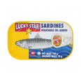 Lucky Star - Sardines In Vegetable Oil 10 x 120g, General Items For Sale, Musina - Messina, Limpopo