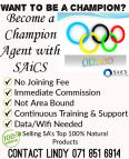 SAiCS South African Institute of Cosmestics and Slimming - Work From Home Opportunity, Work-from-Home Jobs, Johannesburg, Gauteng