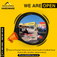 New Build Africa Hardware Store - For Sale, Building Material For Sale, Johannesburg, Gauteng