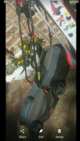 PowerPlus lawn mower only used twice. Sale R700neg. East rand. Please contact me if interes - For Sale, Gardening Tools & Plants For Sale, Boksburg, Gauteng