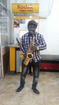 Kunle saxophonist Entertainers for Functions & Parties, Entertainment & Venues, Rosettenville, Gauteng