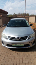 2011 Toyota Corolla 1.3 Impact For Sale, Cars for Sale, Bloemfontein, Free State
