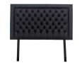 Buy Nadine Headboard – Double/Queen – Black Studded Buttons - For Sale, Furniture & Household For Sale, Polokwane, Limpopo
