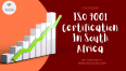 Factocert - ISO Certification consultation, Other Services, Banhoek, Western Cape